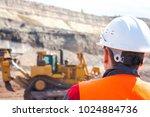 Engineer On Opencast Mining...