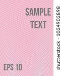 minimum geometric coverage.... | Shutterstock .eps vector #1024902898