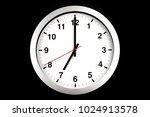 it's seven o'clock already ... | Shutterstock . vector #1024913578
