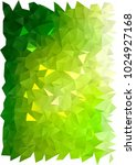light green vertical shining... | Shutterstock . vector #1024927168