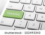Wording Training On Computer...