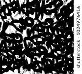 brush stroke pattern.... | Shutterstock .eps vector #1024976416
