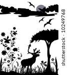 vector nature illustration | Shutterstock .eps vector #10249768