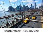 New York Manhattan Skyline From ...