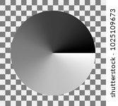 circular monochrome gradation...   Shutterstock .eps vector #1025109673