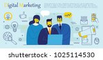 vector illustration background... | Shutterstock .eps vector #1025114530