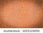 rusty metal texture background...   Shutterstock . vector #1025123050