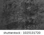 black grunge background. old... | Shutterstock . vector #1025131720