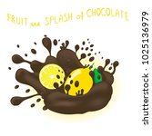 icon illustration logo for ripe ... | Shutterstock . vector #1025136979