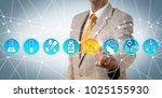 unrecognizable male... | Shutterstock . vector #1025155930