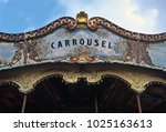 Detail From A Carousel From...