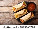vegetable indian rolls are...   Shutterstock . vector #1025163778
