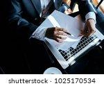 computer  workplace  business   ... | Shutterstock . vector #1025170534
