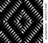 grunge halftone black and white ... | Shutterstock . vector #1025171140