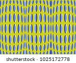 illustration of an optical... | Shutterstock . vector #1025172778