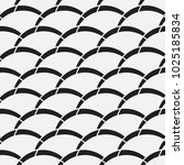 vector seamless pattern. modern ...   Shutterstock .eps vector #1025185834
