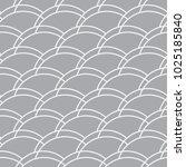 vector seamless pattern. modern ...   Shutterstock .eps vector #1025185840