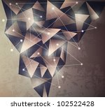 abstract modern background... | Shutterstock .eps vector #102522428