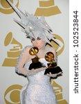 Постер, плакат: Lady Gaga at the