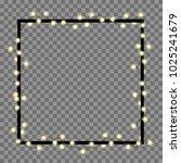 vector illustration of light... | Shutterstock .eps vector #1025241679