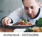 young master chef decoration... | Shutterstock . vector #1025262886