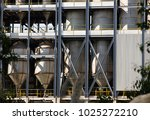 increasing production of grain  ... | Shutterstock . vector #1025272210