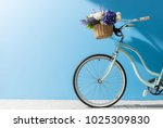 Front Wheel Of Bicycle With...