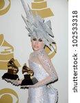 Постер, плакат: Lady Gaga at