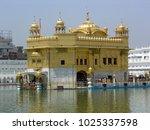 amritsar  punjab  india  april...   Shutterstock . vector #1025337598
