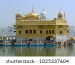 amritsar  punjab  india  april...   Shutterstock . vector #1025337604