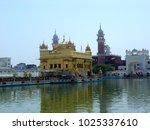 amritsar  punjab  india  april...   Shutterstock . vector #1025337610