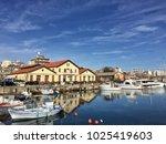 alexandroupoli  greece  ... | Shutterstock . vector #1025419603