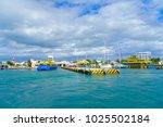 isla mujeres  mexico  january...   Shutterstock . vector #1025502184