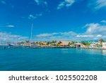 isla mujeres  mexico  january...   Shutterstock . vector #1025502208