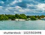 cancun  mexico   january 10 ... | Shutterstock . vector #1025503498