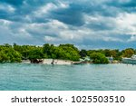 cancun  mexico   january 10 ... | Shutterstock . vector #1025503510