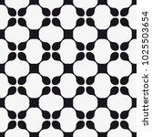 vector seamless pattern. modern ... | Shutterstock .eps vector #1025503654