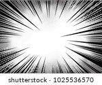 halftone background. decorative ... | Shutterstock .eps vector #1025536570