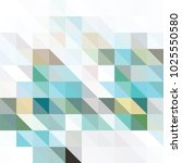triangle vector background | Shutterstock .eps vector #1025550580