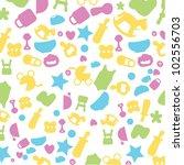 baby background for toddler ...   Shutterstock .eps vector #102556703