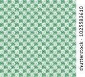 grunge seamless abstract green... | Shutterstock . vector #1025583610