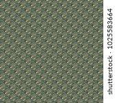 grunge seamless abstract green... | Shutterstock . vector #1025583664