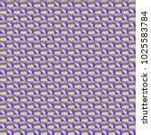 grunge seamless abstract purple ... | Shutterstock . vector #1025583784