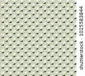 grunge seamless abstract... | Shutterstock . vector #1025583844