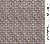 grunge seamless abstract brown... | Shutterstock . vector #1025583874