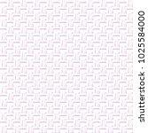 grunge seamless abstract pink... | Shutterstock . vector #1025584000