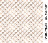 grunge seamless abstract orange ... | Shutterstock . vector #1025584084