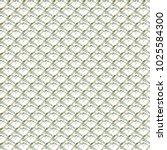 grunge seamless abstract green... | Shutterstock . vector #1025584300