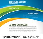 professional business design... | Shutterstock .eps vector #1025591644