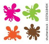 vector illustration design... | Shutterstock .eps vector #1025618404